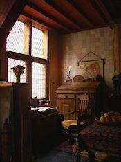 interior - Leiden Pilgrim Museum