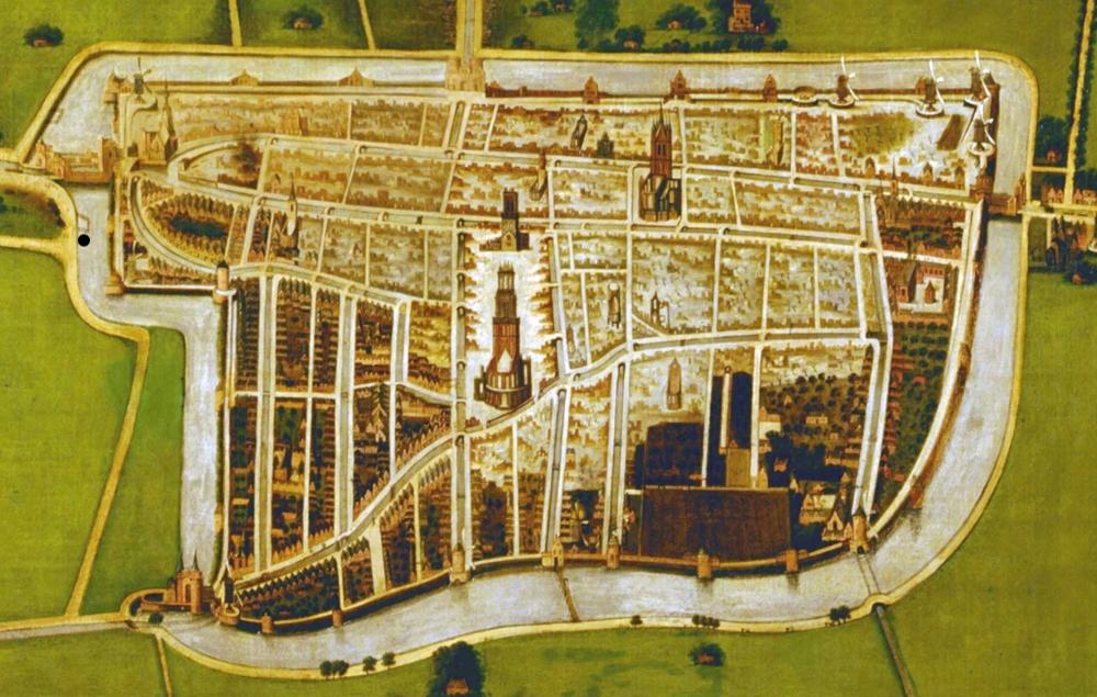 Lens on Leeuwenhoek